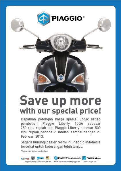 Piaggio Vespa Motor Scooter Surabaya Indonesia,