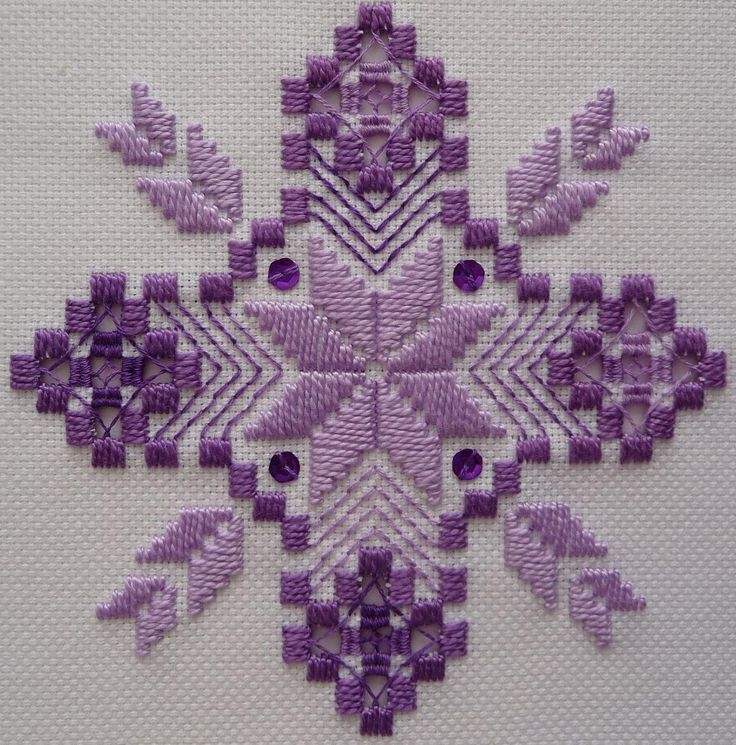 Mary Joan Stitching: Hardanger