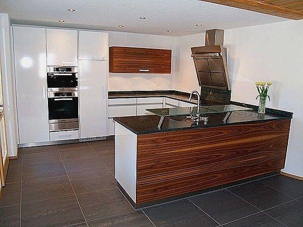 L Küche Mit Insel Inspirierend U Küche Gebraucht Neu U Küche ...