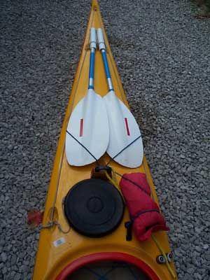 Outfitting Sea Kayaks
