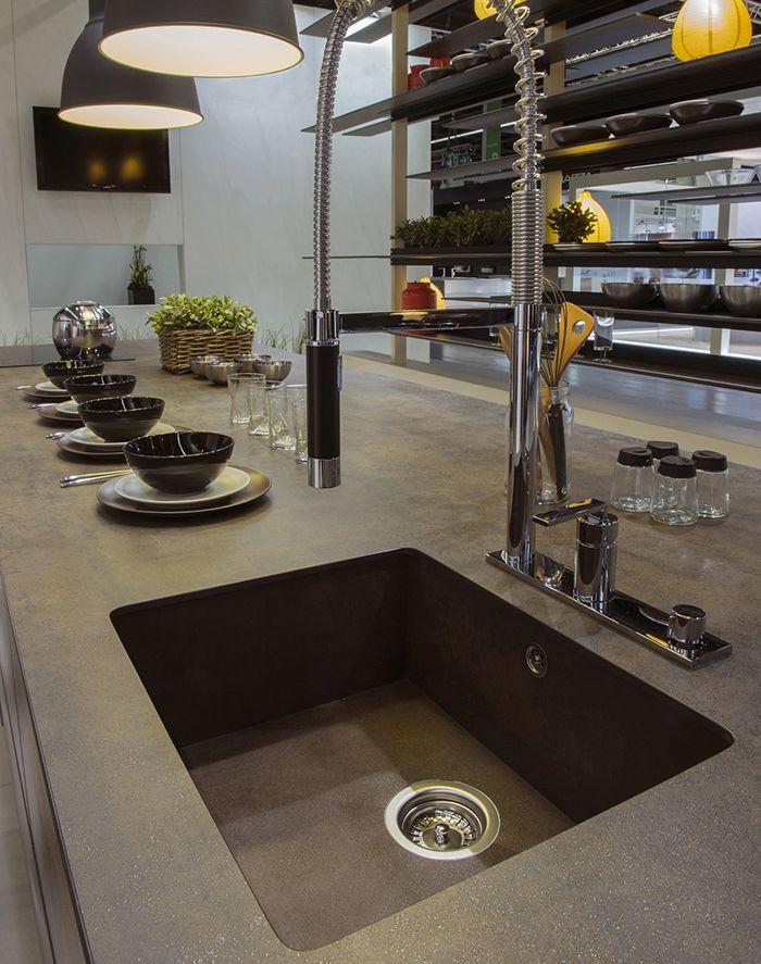 Tarja diseño inalterable | Cocinas Integrales Mödul Studio