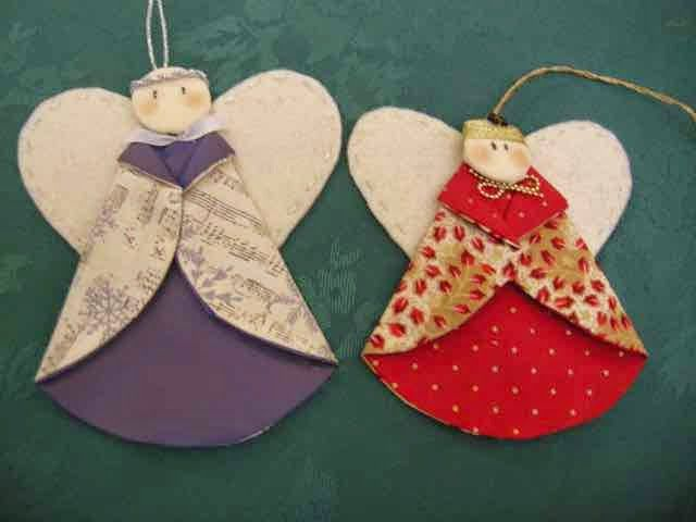 Elf Clogs & Angel Decorations