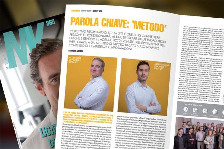 Questo mese siamo anche sul Magazine Media Key! Leggi cosa abbiamo da dire!
