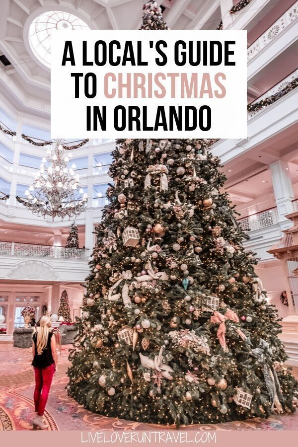 Things To Do Near Orlando On Christmas Day 2020 40+ Things to Do in Orlando at Christmas in 2020 | Holiday travel