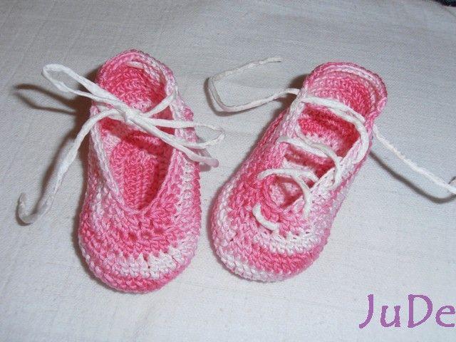 crochet baby ballerina shoes  https://www.facebook.com/pages/Jude-Handmade/216830615147075