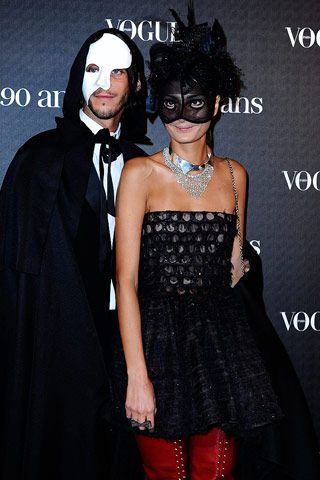 bal masque outfit