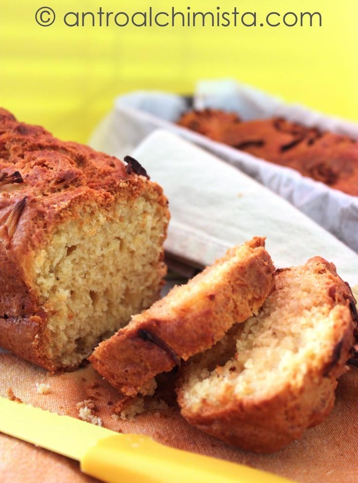 Cake con Cipolla e Pancetta Affumicata / Onion & Bacon Cake