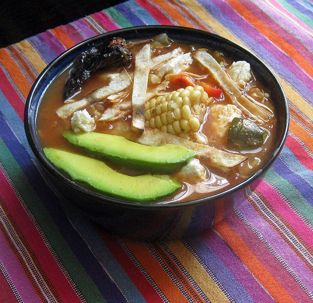 108 best mexican food images on pinterest mexican for Courgette and tomato bake bbc