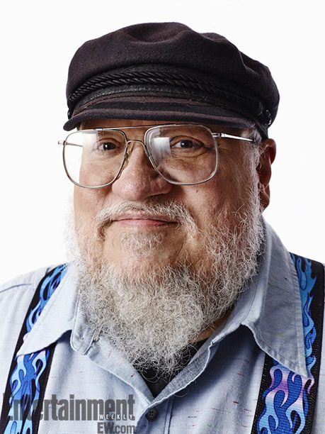 George R.R. Martin, Game of Thrones, A Song of Ice and Fire