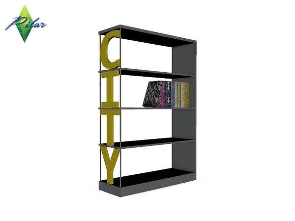Pilar SkyWalk Bookshelf