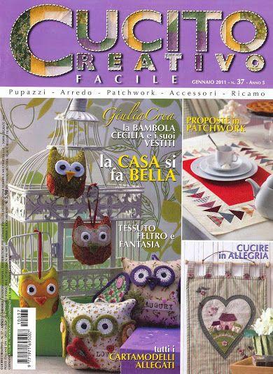Cucito Creativo 037