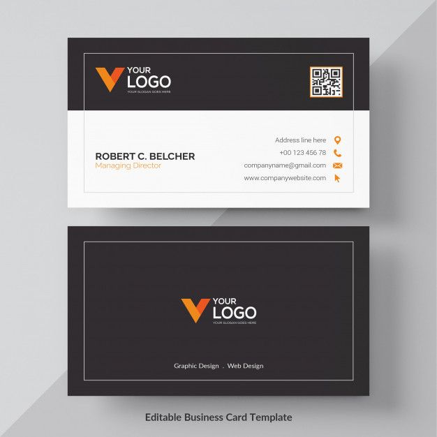 Elegant Business Card Elegant Business Cards Modern Business Cards