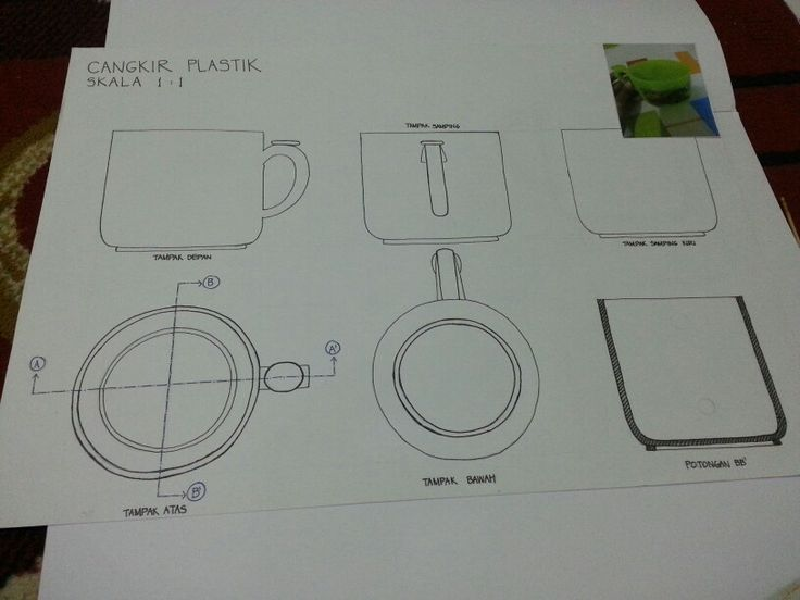 Cangkir Plastik