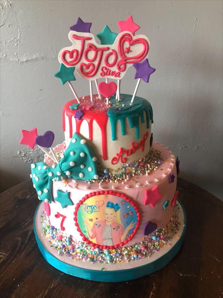 Jojo Siwa Birthday Cake Adrienne & Co. Bakery Jojo