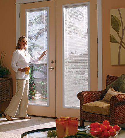 Amusing 25 French Doors Patio Blinds Design Decoration Of Best 25