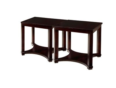 ECLECTIC BUNCHING TABLE by Durham Furniture