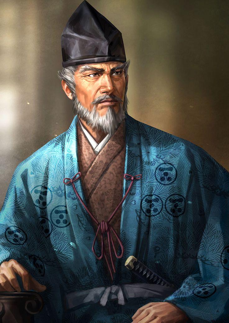 Grulla - Asahina Denosei Consejero del Gobernador