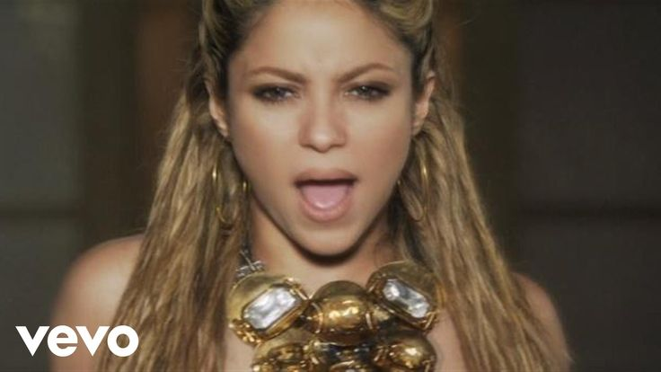Awesome fight/dance routine in Lo Hecho Esta Hecho by Shakira