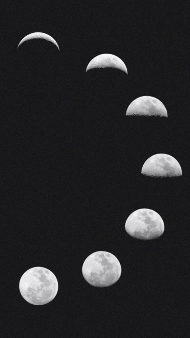lunar phases in space - photo #10