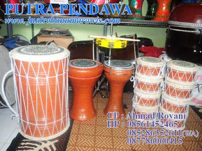 Paket Marawis Polos Eksklusif Orange | JUAL ALAT MUSIK MARAWIS & REBANA
