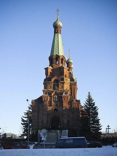 FINLANDIA; Tampereen Ortodoksinen Kirkko | by Brave Lemming