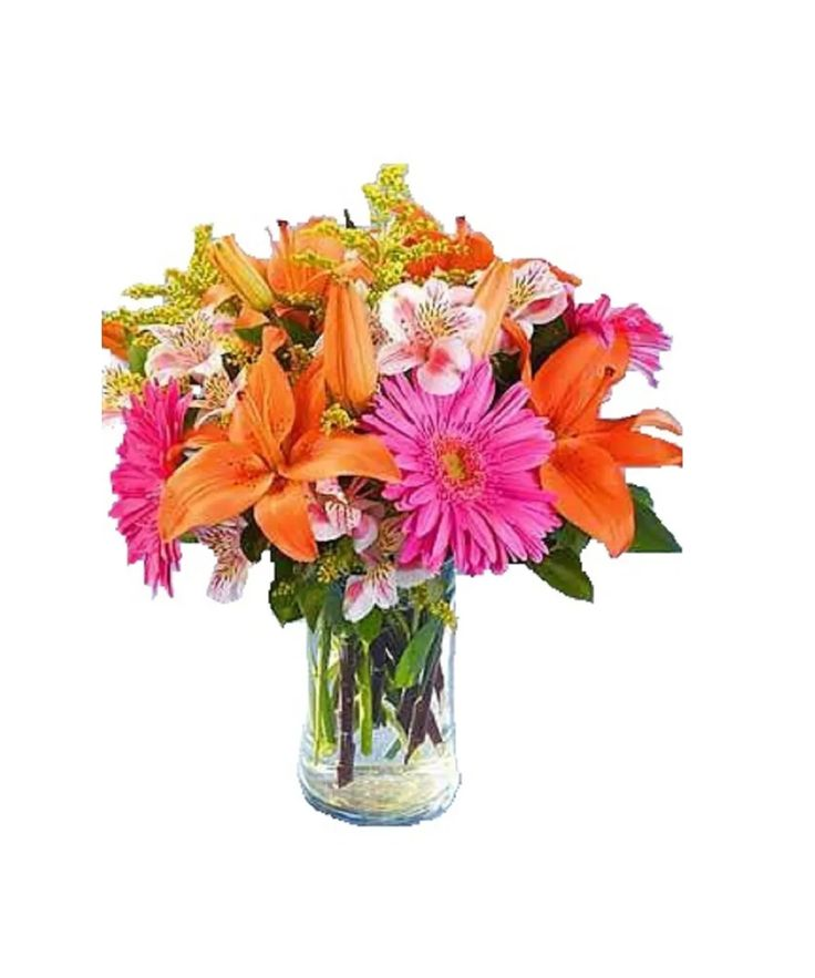 Blooming Brilliance Summer Flowers Same Day Flower Delivery Flower Delivery