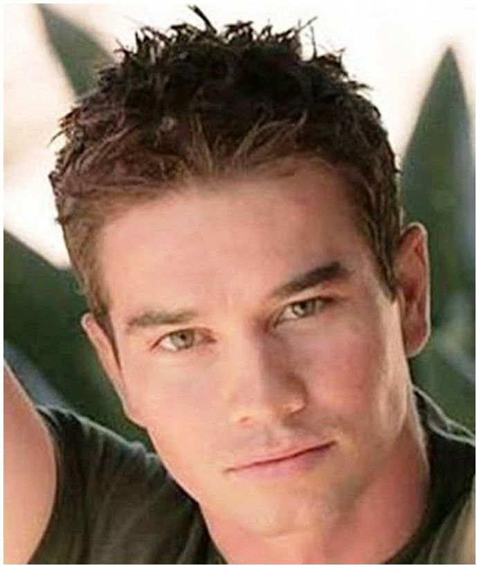 Mens Short Haircuts For Round Faces Favorable Hairstyles To Try