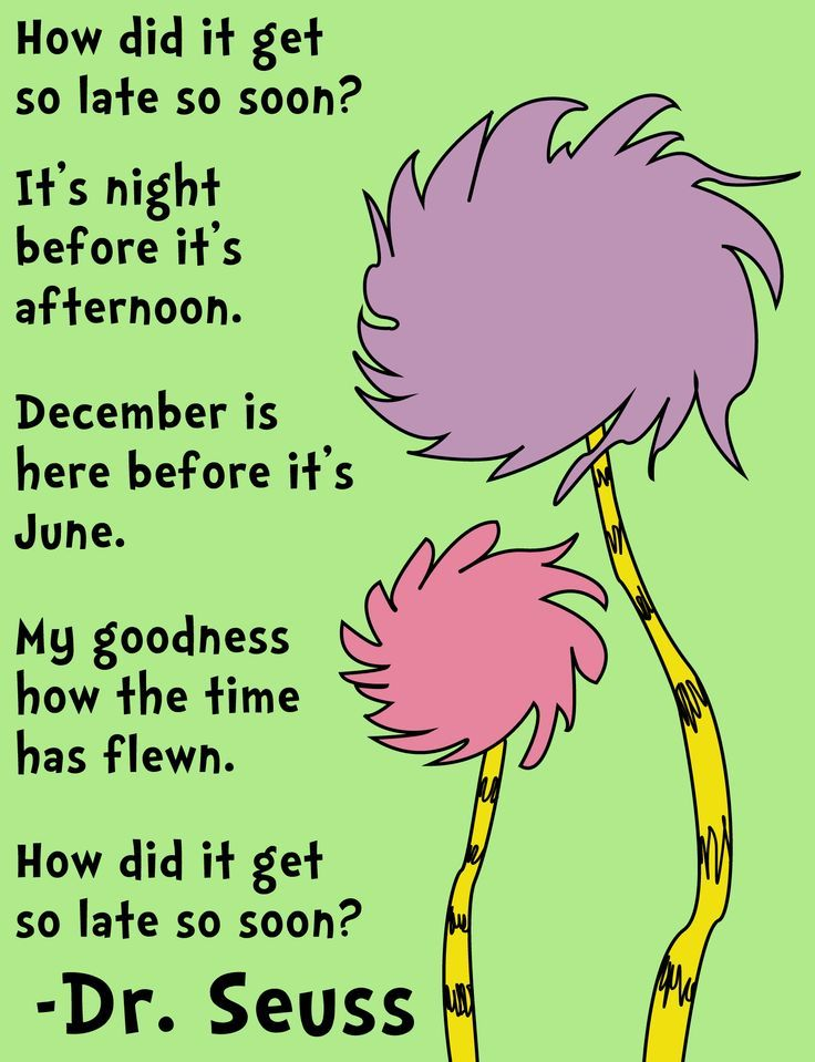 One of my favourites from Dr. Seuss! #quotes #DrSuess