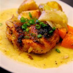 Honey Baked Chicken II Allrecipes.com