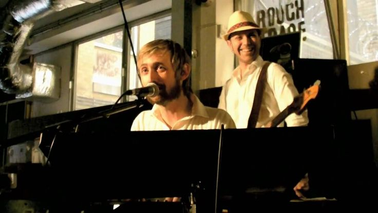The Duckworth Lewis Method - Jiggery Pokery (Rough Trade East, 13th July...