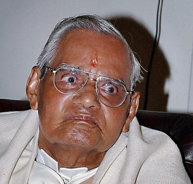 """Former prime minister Atal Bihari Vajpayee turned 93 today. Vice President M Venkaiah Naidu and Prime Minister Narendra Modi wished him on his birthday. """"His phenomenal as well as visionary leadership made India more developed and further raised our prestige at the world stage. I pray for his good health,"""" Modi tweeted. Wishing him on … Continue reading """"Atal Bihari Vajpayee Turns 93; PM Modi, Vice President Naidu Wish Him"""""""