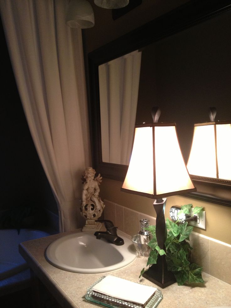 11 best Lamps images on Pinterest | Bathrooms decor, Bathroom and ...