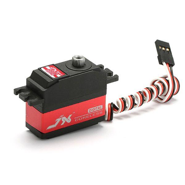 JX PDI-2506MG 25g Metal Gear Micro Digital Servo for RC Models
