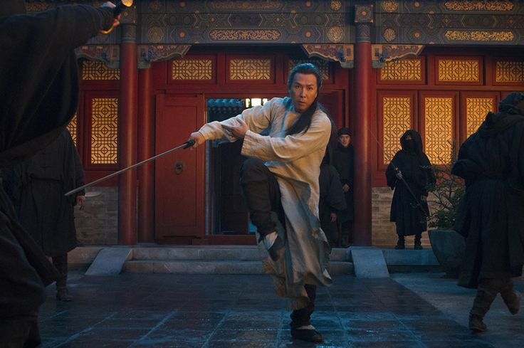 Crouching Tiger, Hidden Dragon: Sword of Destiny - Donnie Yen