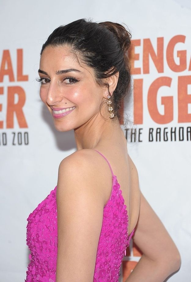 Necar Zadegan | The 8 Hottest Iranian Actresses In Hollywood