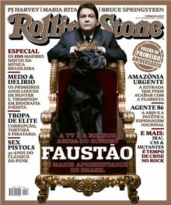 Capas RS Brasil 13 - Faustão