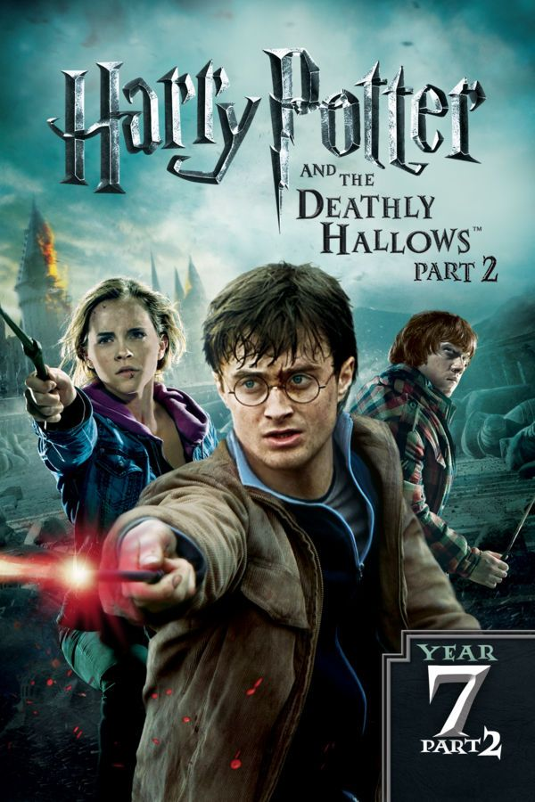 Harry Potter And The Deathly Hallows Part 2 Wiki Synopsis Reviews Watch And Download Deathly Hallows Part 2 Harry Potter Movies Harry Potter