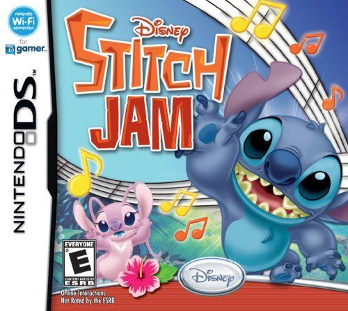 Disney Stitch Jam (Nintendo DS) by DISNEY INTERACTIVE, http://www.amazon.com/dp/B00319DX4C/ref=cm_sw_r_pi_dp_gzIevb1AA0C6Y