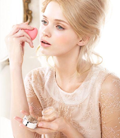 Jill Staurt Fall 2013 Makeup