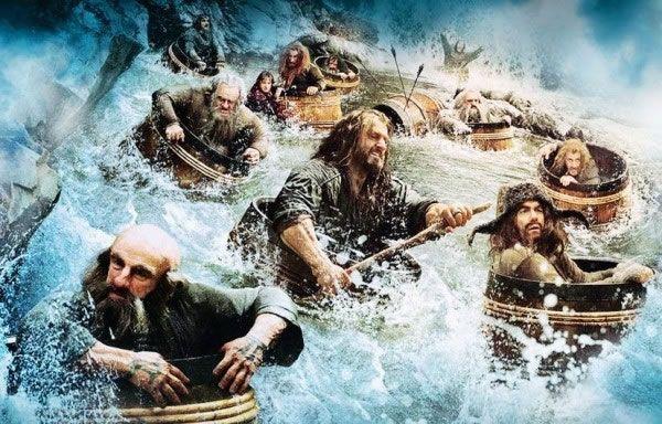 O Hobbit - A Desolação de Smaug | Entrevistamos os anões no set do filme Jed Brophy, Graham McTavish, William Kircher, Dean O'Gorman, John Callen, Adam Brown e Aidan Turner falam sobre suas experiências