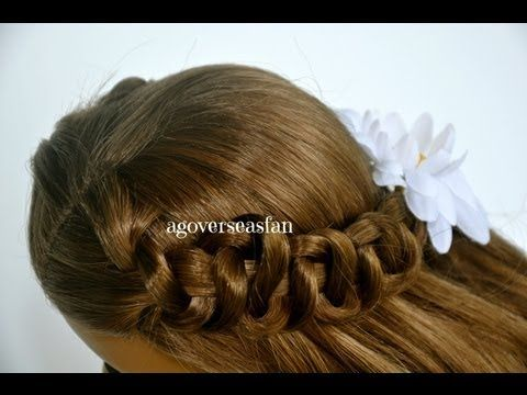 Easy Braid Hairstyles For American Girl Dolls Youtube