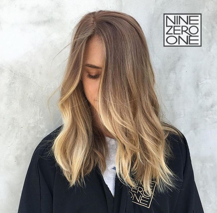 Beautiful sombre by #901artist @hairbyshaylee! #sombre #blonde #bronde #balayage