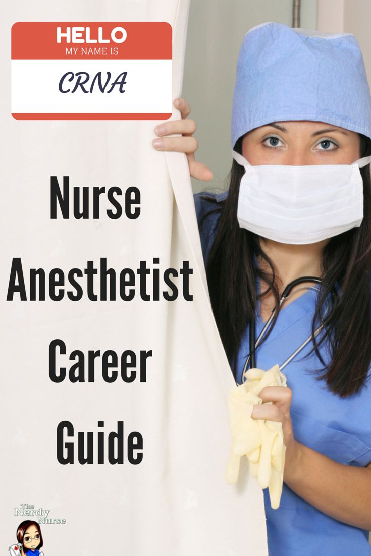 We'll examine some quick facts about CRNAs, average salary, job outlook, and resources (including guides for exactly how to become a nurse anesthetist).