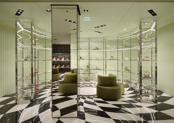 Prada store by Roberto Baciocchi Paris 03