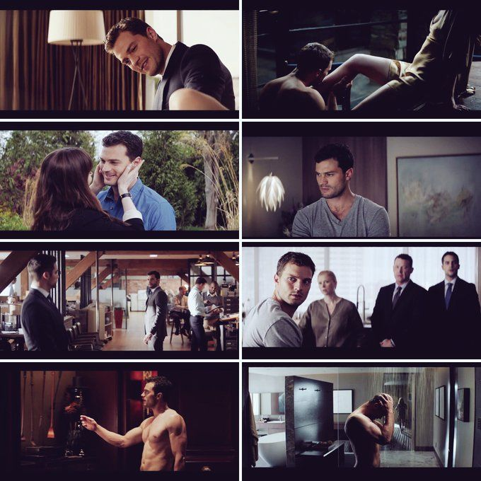 Exclusive screen shots of the final trailer of Fifty Shades Freed that was released on 11/06/17