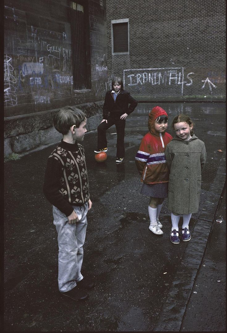 :: Raymond Depardon, Glasgow ::