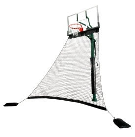 """Goaliath 60"""" BRS Glass In-Ground Basketball System - Dick's Sporting Goods"""