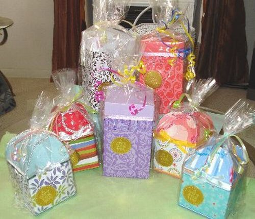 Baby Shower Game Prize