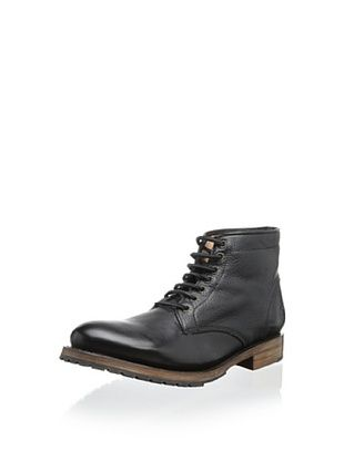 49% OFF J Artola Men's Emerson Lace Up Boot (Black)