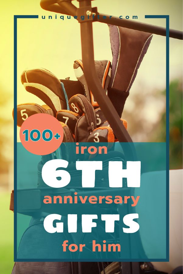 Best 25 iron anniversary gifts ideas on pinterest 6th for Anniversary gifts for men 1 year